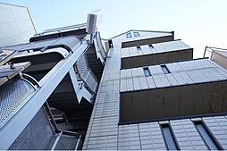 上野毛1137ビル[3階]の外観