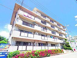 上砂パークマンション[3階]の外観