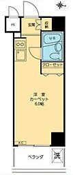 GSハイム麻布十番東山[7階]の間取り