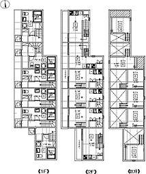 (仮称)南区本星崎町B棟 新築アパート[A号室号室]の間取り