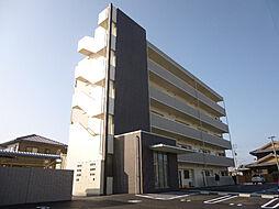 愛媛県伊予郡松前町大字筒井の賃貸マンションの外観