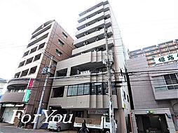 兵庫県神戸市灘区森後町3丁目の賃貸マンションの外観