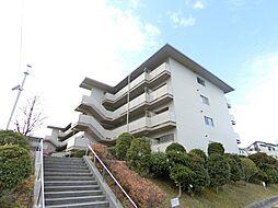 メゾンドールウイングヒルズ壱番館[2階]の外観