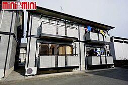 プレミール ソシア C棟[1階]の外観