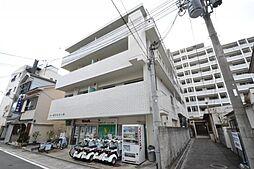兵庫県伊丹市西台2丁目の賃貸マンションの外観