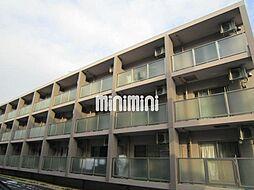アイユー河田 A棟[3階]の外観