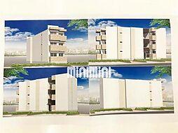 Leciel寺崎[2階]の外観