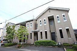 大阪府摂津市千里丘東5の賃貸アパートの外観