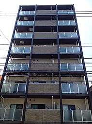 ジェノヴィア板橋本町グリーンウォール[5階]の外観