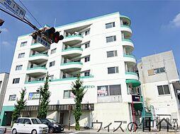 群馬県高崎市本町の賃貸マンションの外観