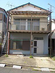 古屋アパート[1F号室]の外観