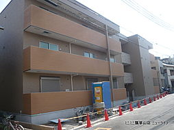 大阪府東大阪市吉田1丁目の賃貸アパートの外観