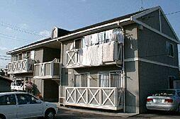 広島県広島市安佐北区可部2丁目の賃貸アパートの外観