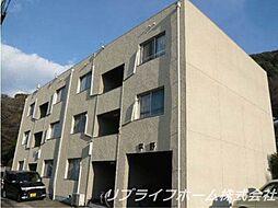 平野マンション[1階]の外観