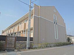 エヌキュート今堅田I[106号室]の外観