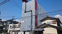 埼玉県川越市菅原町の賃貸マンションの外観
