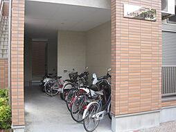 Loft5志賀本通[1階]の外観