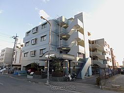 エルム3番館[1階]の外観