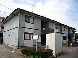 ヒュ−マンズ太宰府壱番館B[203号室]の外観