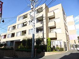 東京都港区南青山1丁目の賃貸マンションの外観