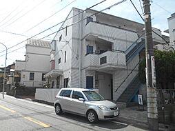神奈川県横浜市神奈川区斎藤分町の賃貸マンションの外観