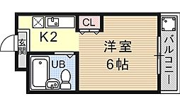 PRESTAGE MISASAGI(プレステージミササギ)[307号室号室]の間取り