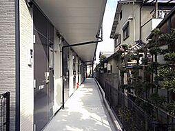 レオパレスアベンタ楽音寺[109号室号室]の外観
