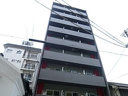 グランパシフィック阪南町[2階]の外観