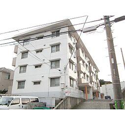 南戸塚スカイハイツ[101号室]の外観
