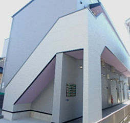 神奈川県平塚市立野町の賃貸アパートの外観