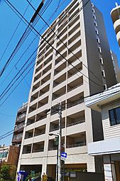 福岡県福岡市博多区銀天町3丁目の賃貸マンションの外観