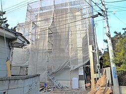 仮)平田2丁目の新築[104号室]の外観