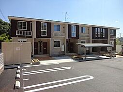 奈良県北葛城郡王寺町畠田8丁目の賃貸アパートの外観