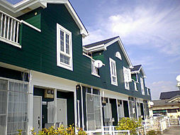 鹿児島県霧島市溝辺町麓の賃貸アパートの外観