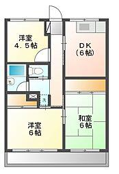 静岡中央ビル[2階]の間取り