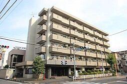 東京都墨田区文花3丁目の賃貸マンションの外観
