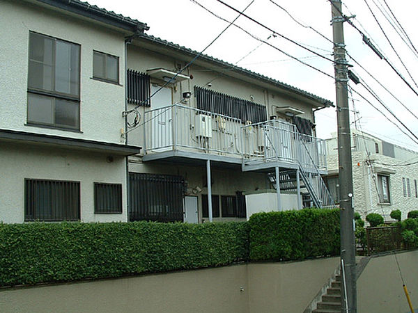 川口コーポ[2階]の外観