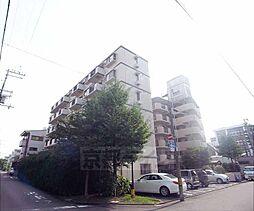 京都府京都市中京区西ノ京南原町の賃貸マンションの外観