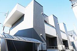 埼玉県川口市西青木4丁目の賃貸アパートの外観