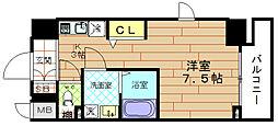 アクロス福島アーバンヒルズ[2階]の間取り