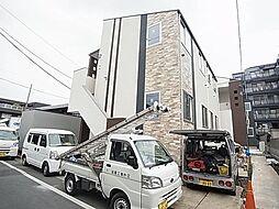 ヒルズコート北綾瀬[101号室]の外観
