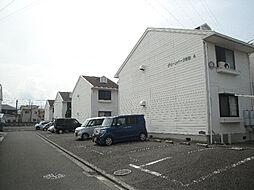 愛媛県伊予市下吾川の賃貸アパートの外観