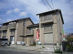 [テラスハウス] 東京都町田市広袴3丁目 の賃貸【/】の外観