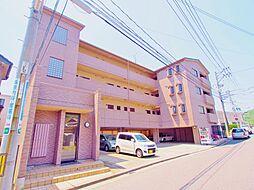サンライフ古川II[2階]の外観