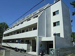 ワークマンション[3階]の外観