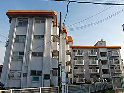 日山マンション[2-1号室]の外観