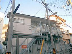 シャルマン西九条[2階]の外観