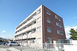長野県長野市篠ノ井塩崎の賃貸マンションの外観