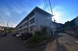 国分旭ヶ丘住宅[102号室]の外観