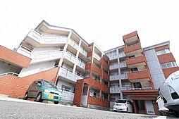 愛知県名古屋市名東区牧の原3の賃貸マンションの外観